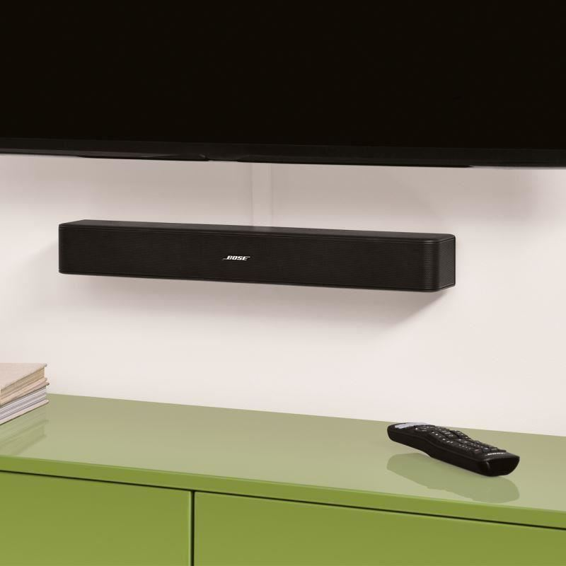 soundbar solo 5 tv all audio bose in romania. Black Bedroom Furniture Sets. Home Design Ideas